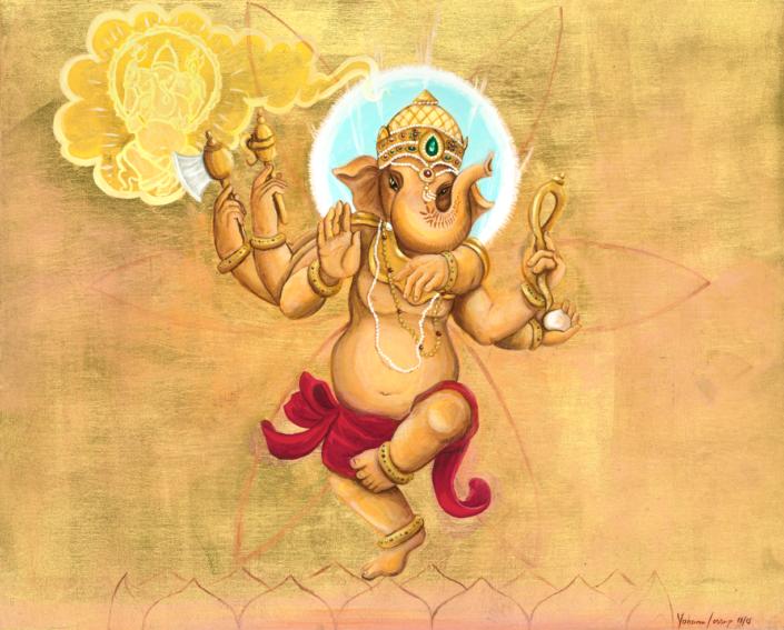 Ganesha Joy