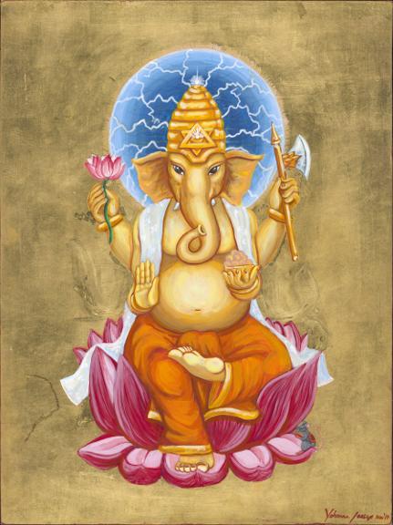 Ganesha awakening