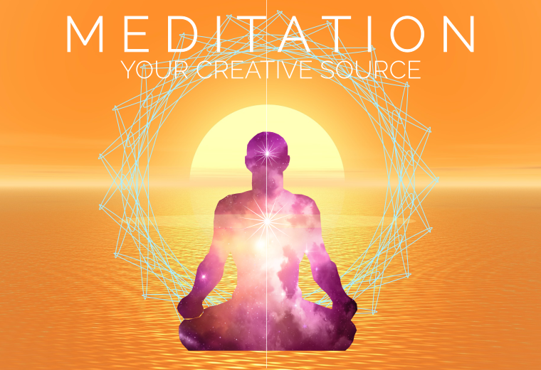 Meditation your creative source