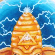 Ganesha's Helmet