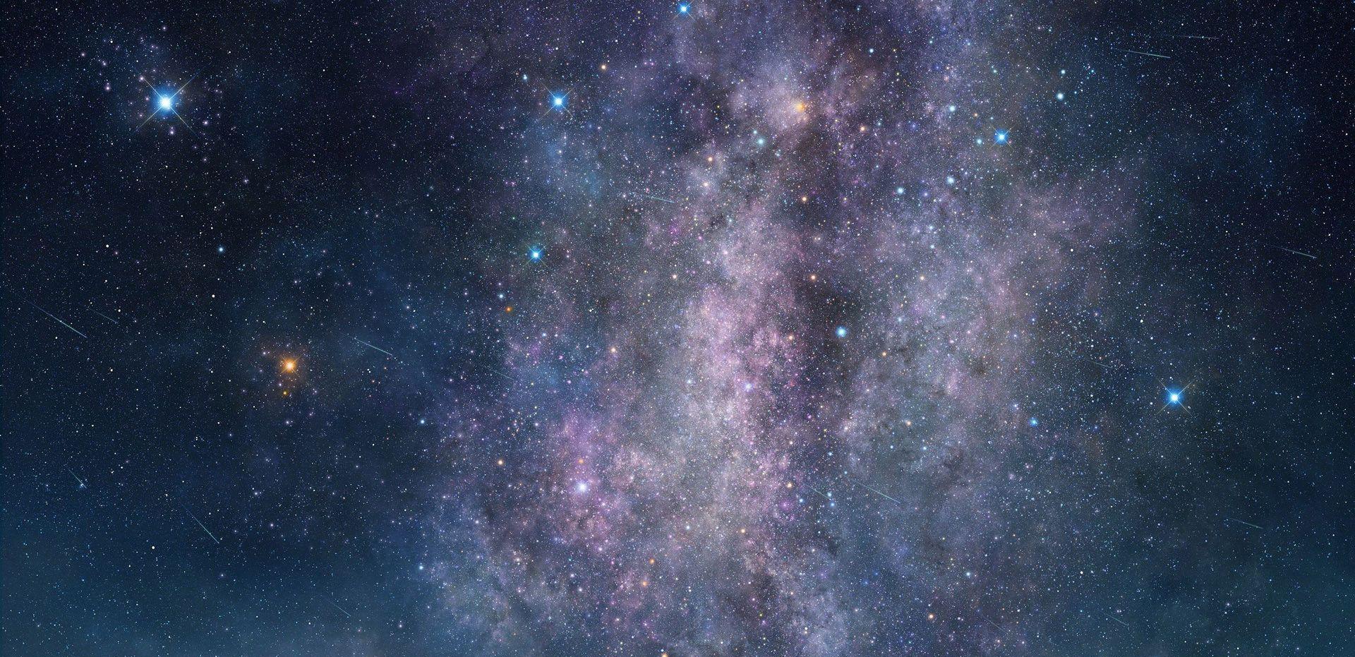 night sky milkyway